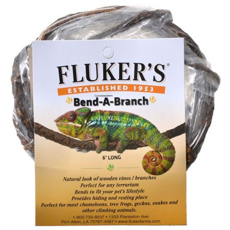 Flukers Flukers Bend-A-Branch Terrarium Decoration
