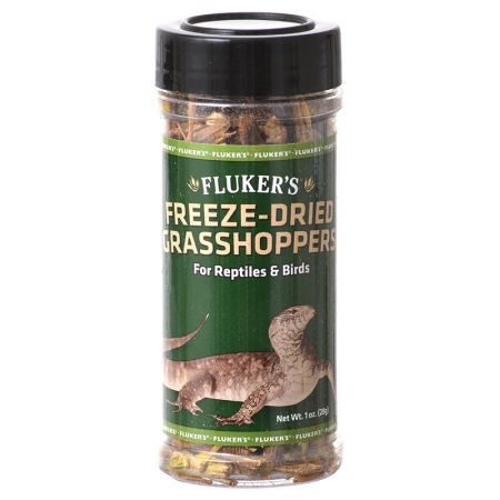 Flukers Flukers Freeze-Dried Grasshoppers