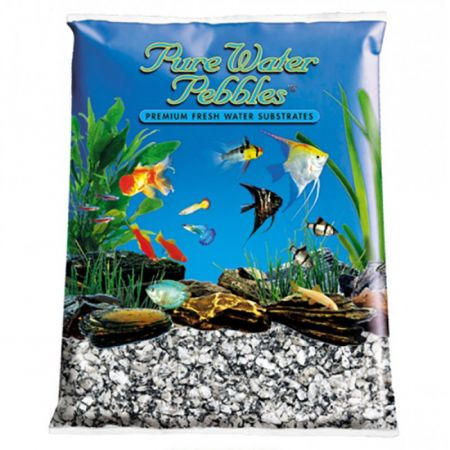 Pure Water Pebbles Pure Water Pebbles Aquarium Gravel - Silver Mist