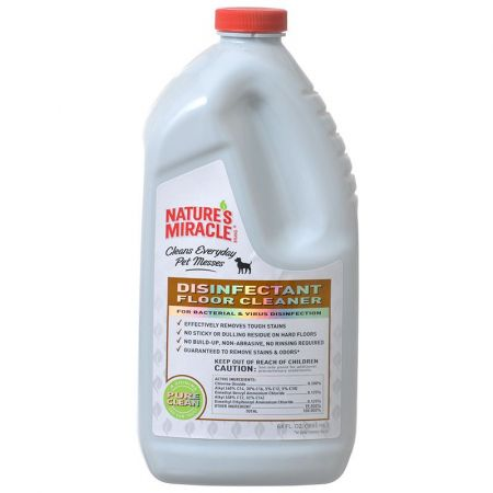 Natures Miracle Nature's Miracle Disinfectant Floor Cleaner