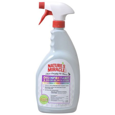 Natures Miracle Nature's Miracle Disinfectant & Odor Eliminator Spray