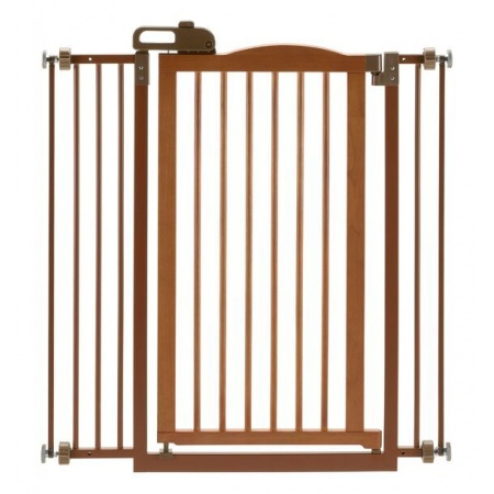 Richell Richell Tall One-Touch Gate II - Autumn Matte