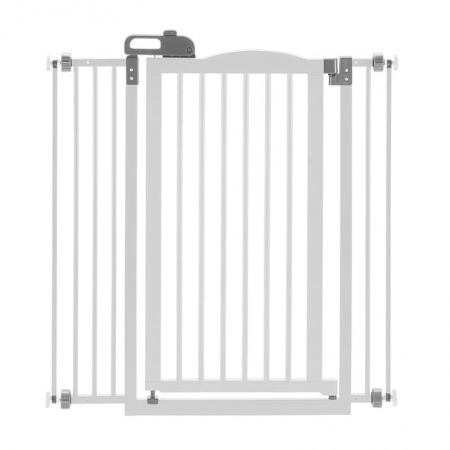 Richell Richell Tall One-Touch Gate II - Origami White