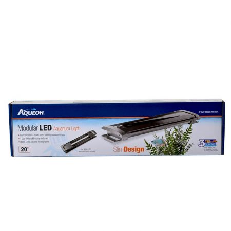 Coralife Aqueon Modular LED Aquarium Light Fixture