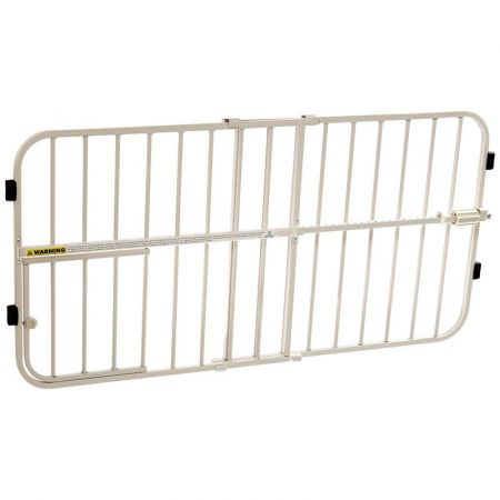 Carlson Pet Gates Carlson Lil Tuffy Expandable Pet Gate with Door