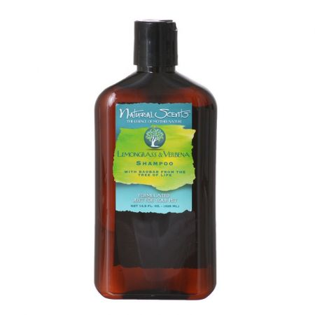 Bio-Groom Natural Scents Lemongrass & Verbena Pet Shampoo