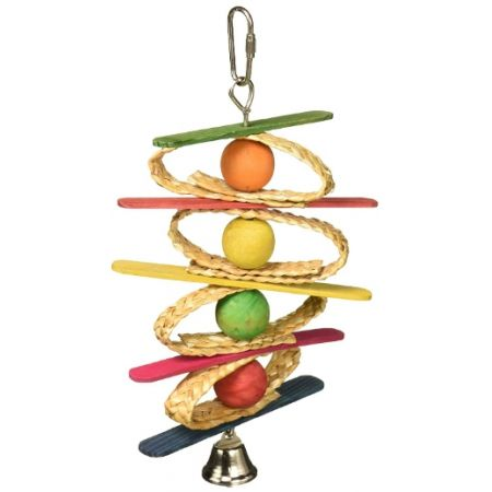 Penn Plax Bird Life Natural Exerciser Bird Toy