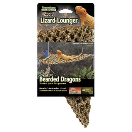 Penn Plax Penn Plax Reptology Natural Lizard Lounger