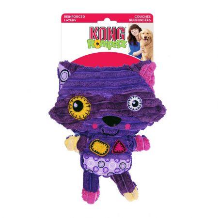 Kong Kong Romperz Dog Toy - Raccoon