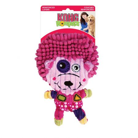 Kong Kong Romperz Dog Toy - Hedgehog