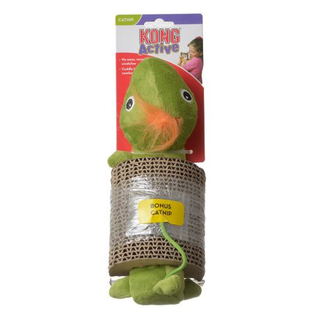 Kong Kong Active Cat Scratcher Toy with Catnip