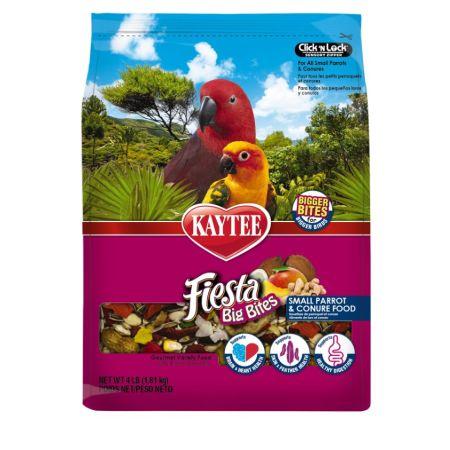 Kaytee Kaytee Fiesta Small Parrot & Conure Gourmet Big Bites Diet
