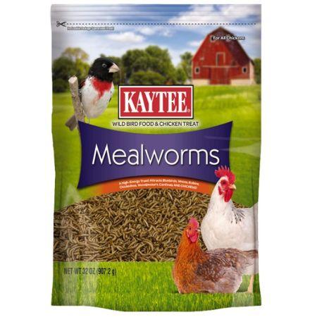 Kaytee Mealworms Bird Food alternate view 4