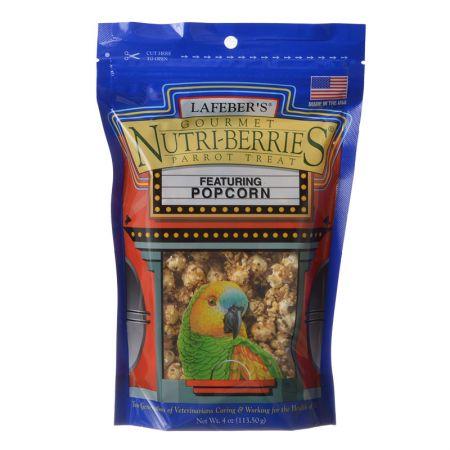 Lafeber Lafeber Gourmet Nutri-Berries with Popcorn for Parrots