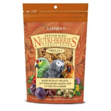 Lafeber Lafeber Senior Bird Nutri-Berries Parrot Food