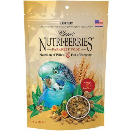Lafeber Lafeber Classic Nutri-Berries Parakeet Food