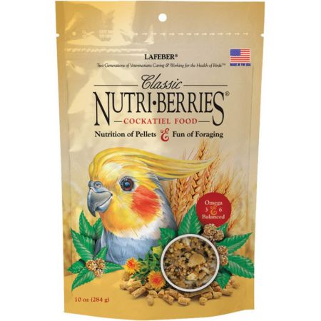 Lafeber Lafeber Classic Nutri-Berries Cockatiel Food