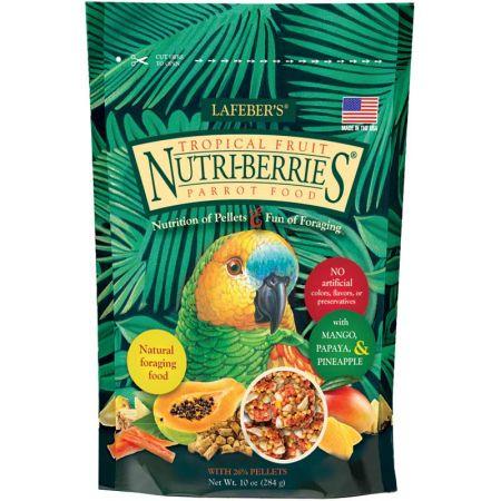 Lafeber Lafeber Tropical Fruit Nutri-Berries Parrot Food