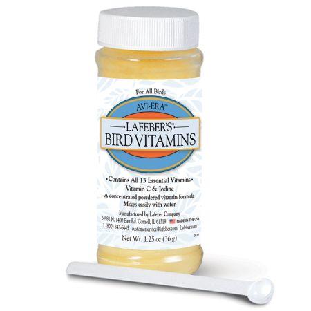 Lafeber Avi-Era Bird Vitamins for All Birds