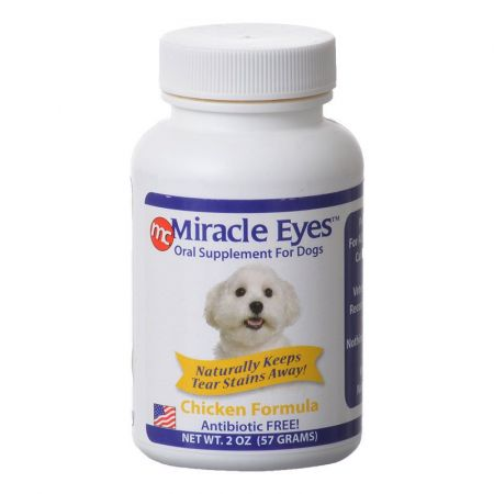 Miracle Care Miracle Eyes Oral Supplement - Chicken Formula