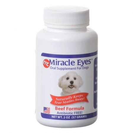 Miracle Care Miracle Eyes Oral Supplement - Beef Formula