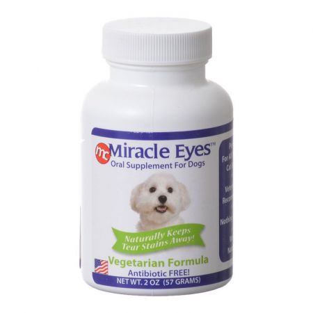 Miracle Care Miracle Eyes Oral Supplement - Vegetarian Formula