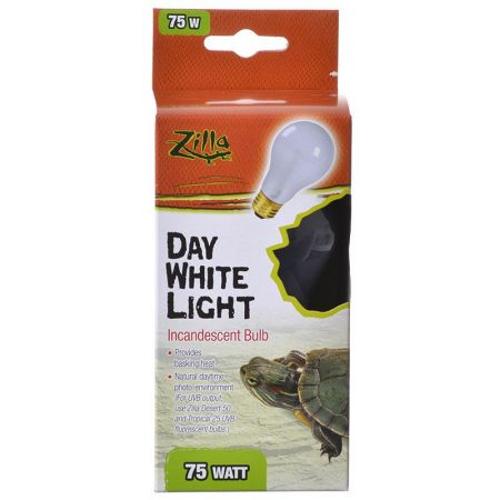 Zilla Incandescent Day White Light Bulb for Reptiles alternate view 2