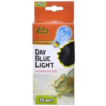 Zilla Incandescent Day Blue Light Bulb for Reptiles alternate view 2