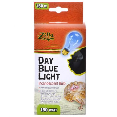 Zilla Incandescent Day Blue Light Bulb for Reptiles alternate view 4