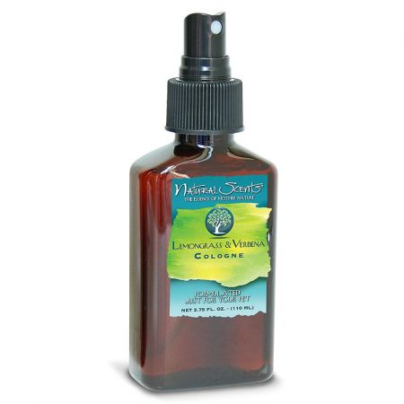 Bio-Groom Natural Scents Lemongrass & Verbena Pet Spray Cologne