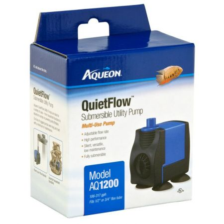 Aqueon Aqueon QuietFlow Submersible Utility Pump
