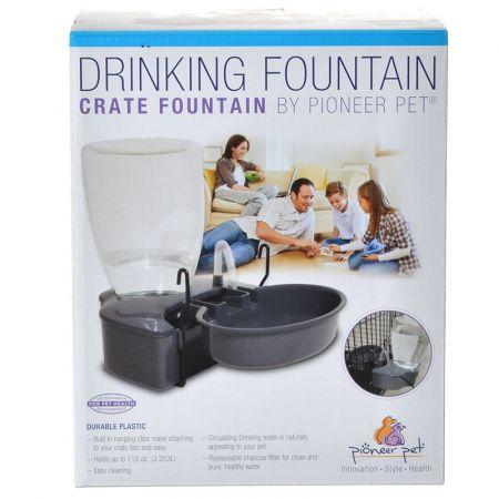 Pioneer Pet Pioneer Crate Drinking Fountain