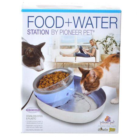 Pioneer Pet Pioneer Food + Water Station