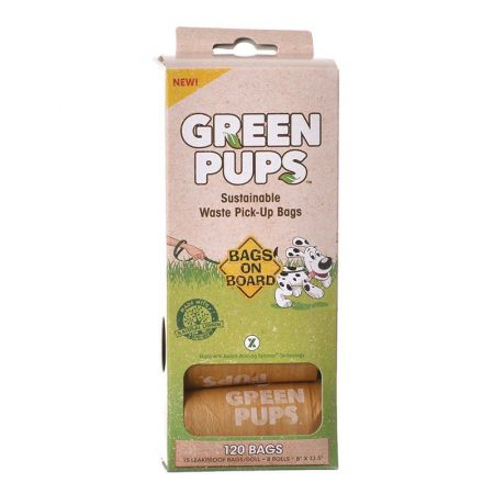 Bags On Board Bags on Board Green Pups Sustainable Waste Pick Up Bags