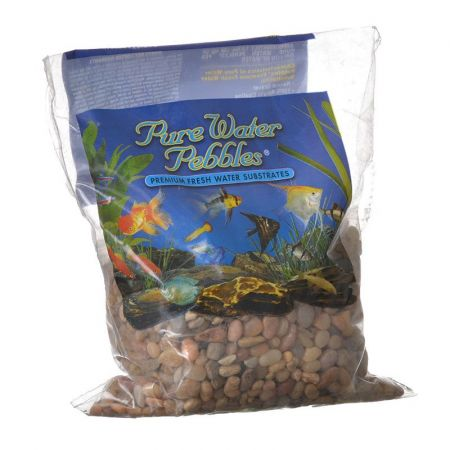 Pure Water Pebbles Pure Water Pebbles Aquarium Gravel - Cumberland River Gems