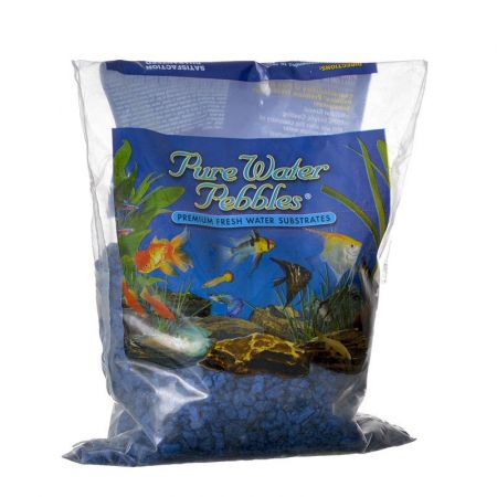 Pure Water Pebbles Pure Water Pebbles Aquarium Gravel - Marine Blue