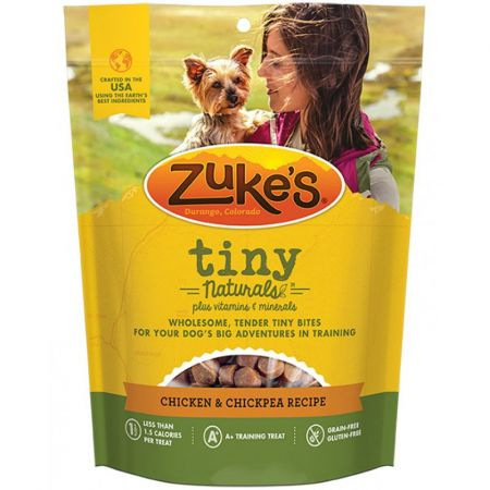 Zukes Zukes Tiny Naturals - Chicken & Chickpea Recipe