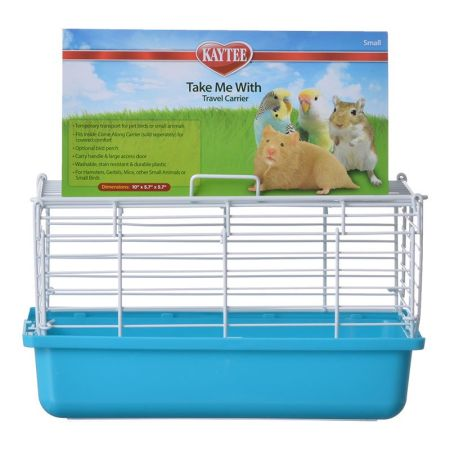 Kaytee Kaytee Take Me With Travel Center for Small Pets