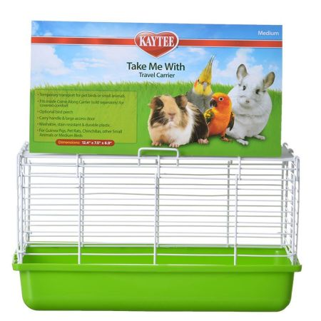 Kaytee Take Me With Travel Center for Small Pets alternate view 2