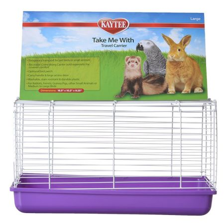 Kaytee Take Me With Travel Center for Small Pets alternate view 3