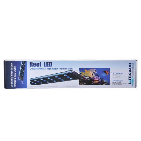 Lifegard Aquatics Lifegard Aquatics Power-3 Reef LED Light Fixture