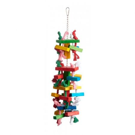 Prevue Prevue Bodacious Bites Tower Bird Toy