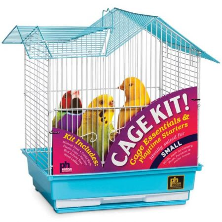 Prevue Prevue Double Roof Top Bird Cage Kit