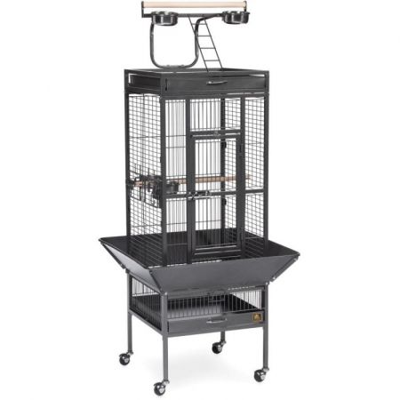 Prevue Prevue Select Bird Cage - Black
