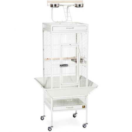 Prevue Prevue Select Bird Cage - White