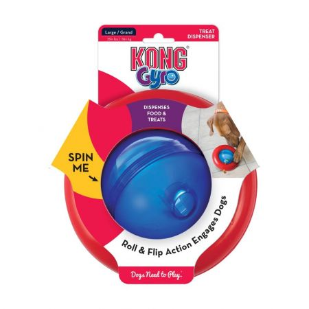 Kong Kong Gyro Dog Toy