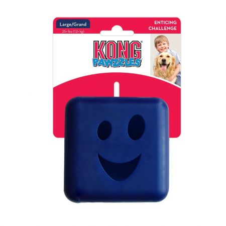 Kong Kong Pawzzles Cube Dog Toy