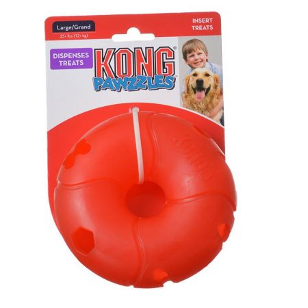 Kong Kong Pawzzles Donut Dog Toy