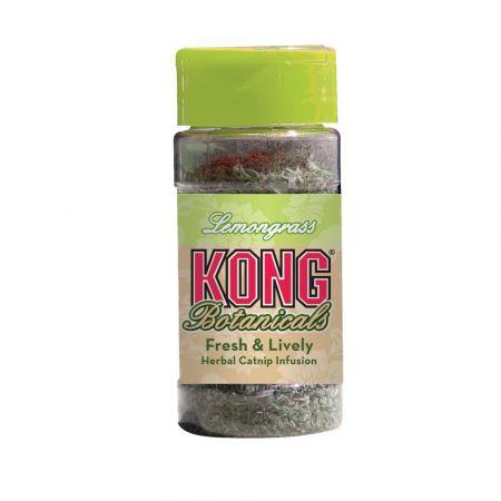 Kong Kong Botanicals Premium Catnip - Lemongrass Blend