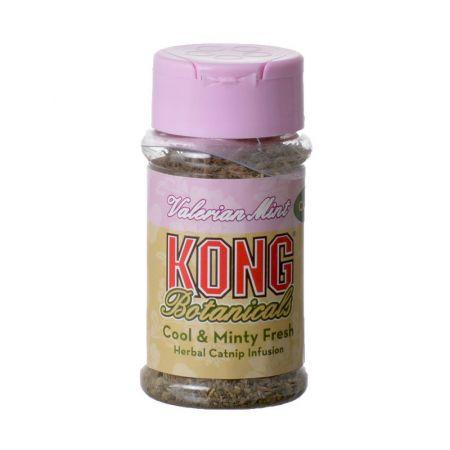Kong Kong Botanicals Premium Catnip - Valerian Mint Blend